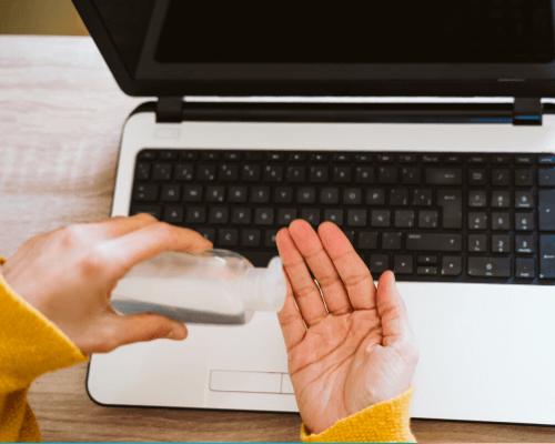 Jak zadbać o dłonie w czasie epidemii koronawirusa?