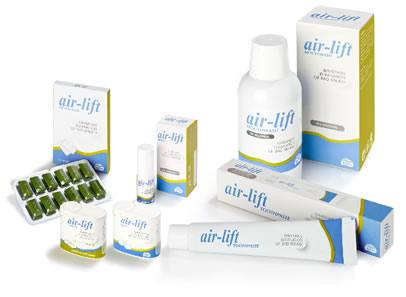 seria AIR-LIFT firmy Biocosmetics