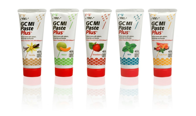 GC Tooth Mousse a GC MI Paste Plus